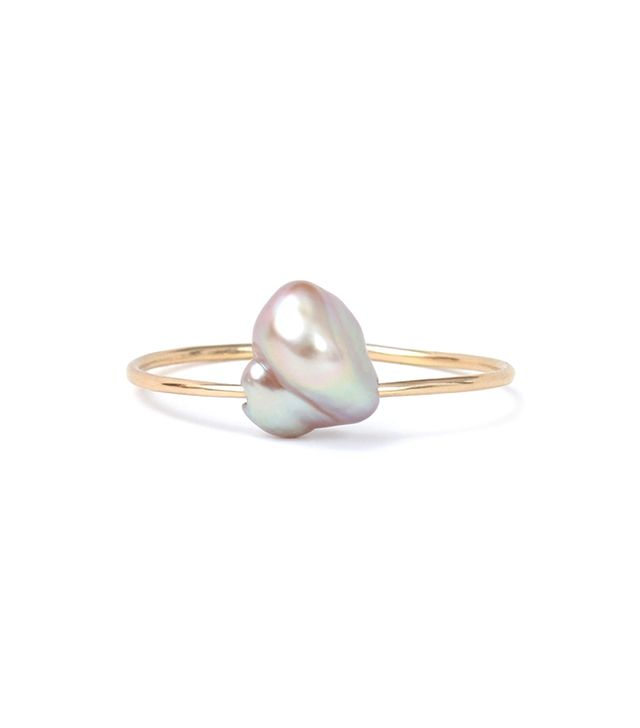 Catbird Jewellery Mermaid's Treasure Ring Limited Edition