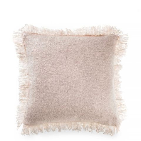 Flirt Square Throw Pillow