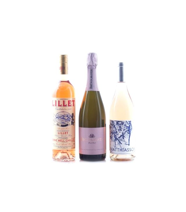 Merchants of Beverage Bouquet of Rosés