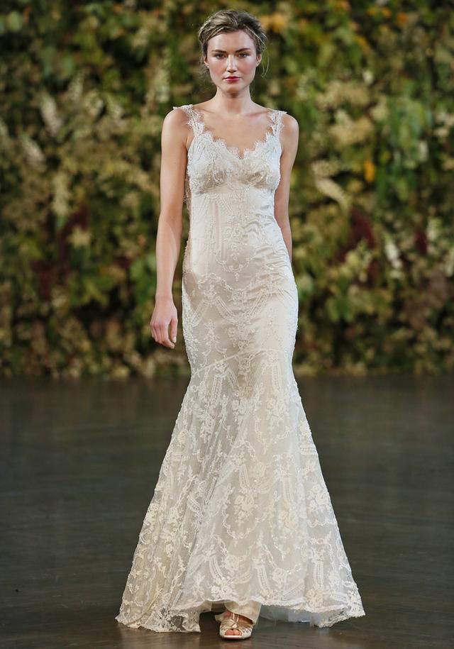 Claire Pettibone Elizabeth Dress