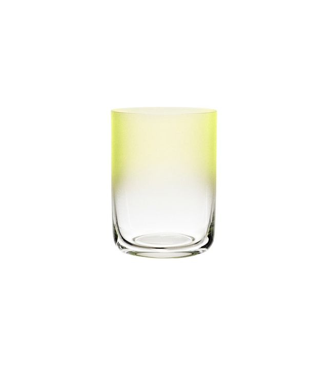 Hay & Scholten & Baijings Colour Glass: Tumbler for Water+ Spirits
