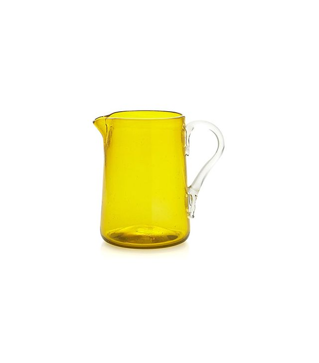 Crate & Barrel Serrano Pitcher