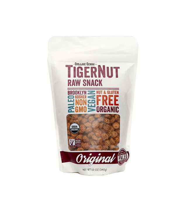 Organic Gemini Raw TigerNut Snack