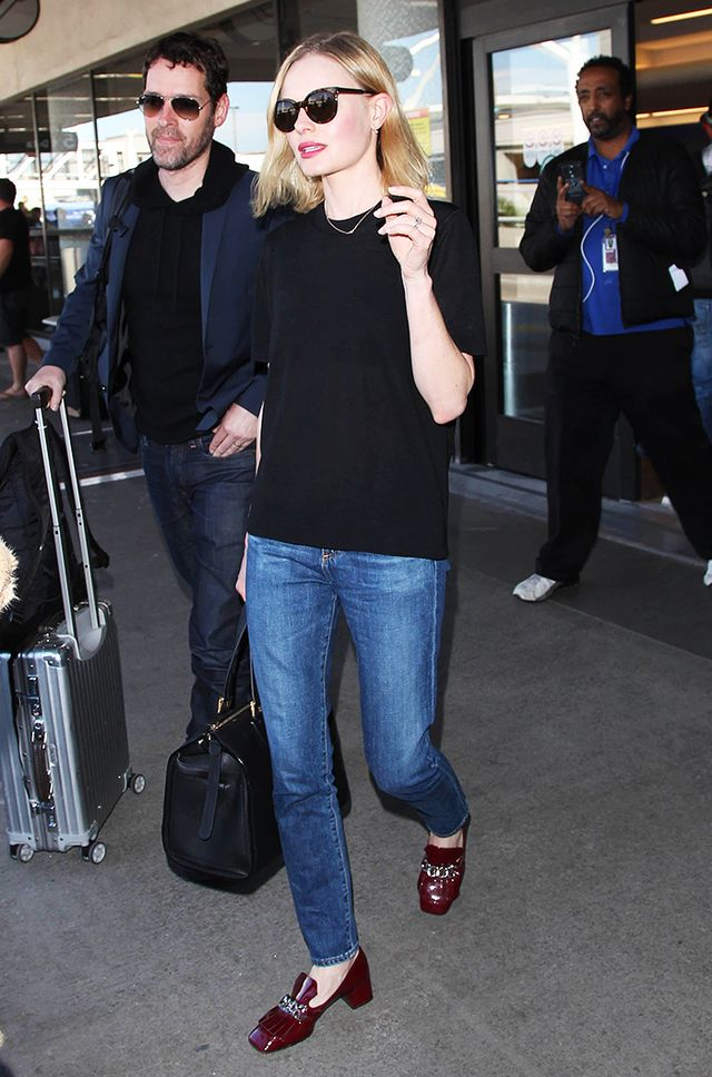 9 Celebrity Airport Outfits You Can Re-Create for Under $100