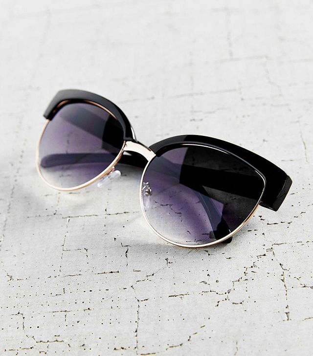 Urban Outfitters Flawless Catmaster Sunglasses
