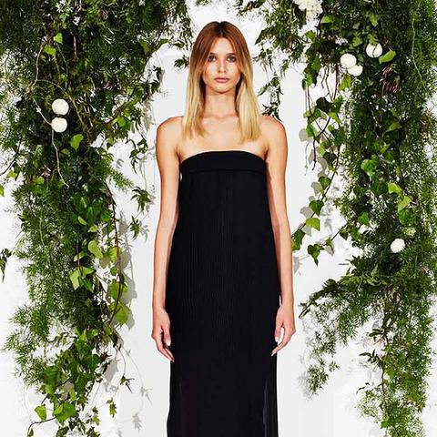 Rosanna Strapless Dress