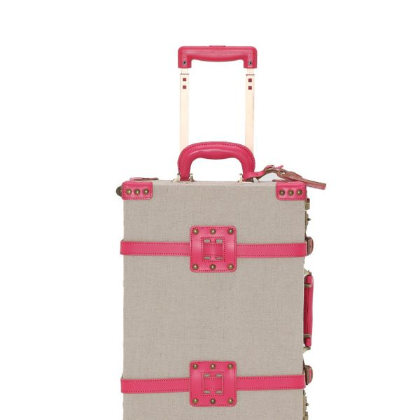 Steamline Luggage The Editor Carry-On Suitcase