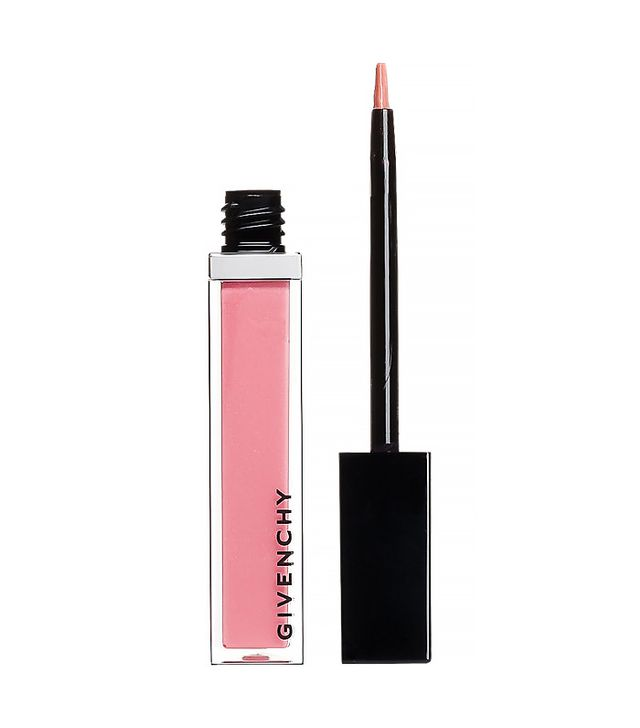 Givenchy Beauty Gloss Interdit Ultra-Shiny Color Plumping Effect in Capricious Pink