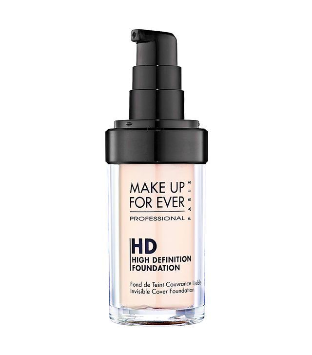 Make Up Forever HD Invisible Cover Foundation