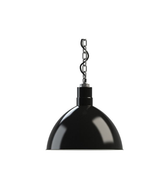 Barnlight Electric The Wesco Deep Bowl Chain Hung Pendant
