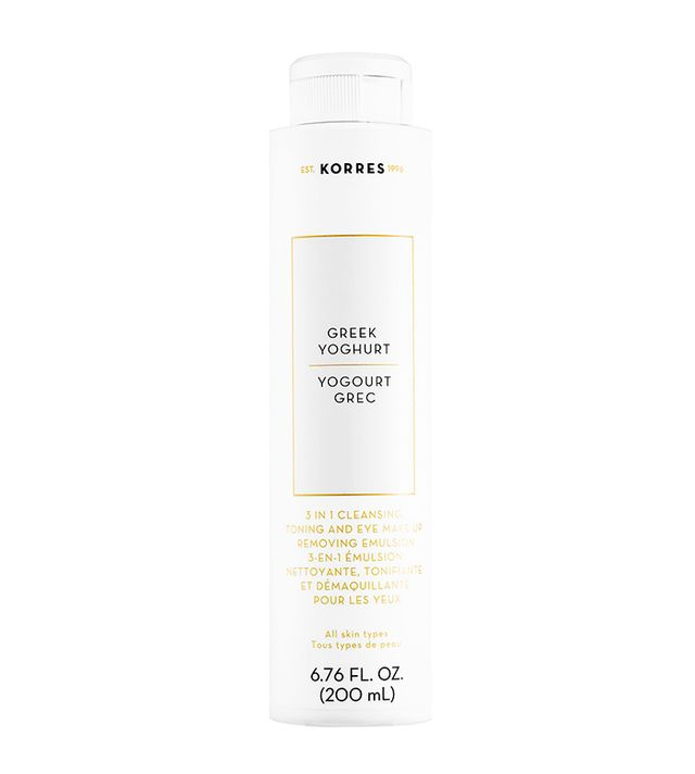 Korres Greek Yoghurt 3 in 1 Cleansing