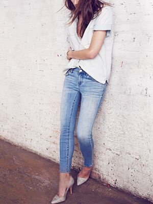 Skinny Jeans Are Officially Losing Popularity, and Here's the Proof