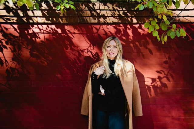 What Hilary Duff Looks For in a Tinder Match