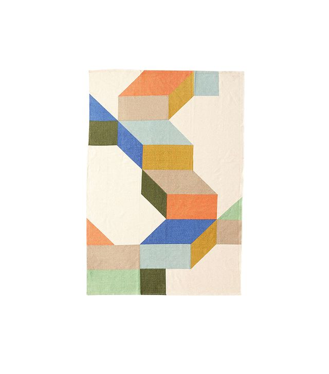 Assembly Home Complex Colorblock Printed Rug