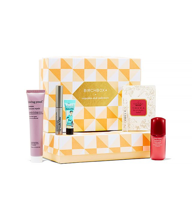 Birchbox Cupcakes and Cashmere Box