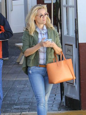The Celeb Favourite Brand Behind Reese Witherspoon's Utility Jacket