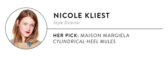 """""""These mules are without a doubt the most comfortable heels I've ever owned. Perhaps it's because the heel is cylindrical, but my feet have literally never hurt while wearing them. Even..."""