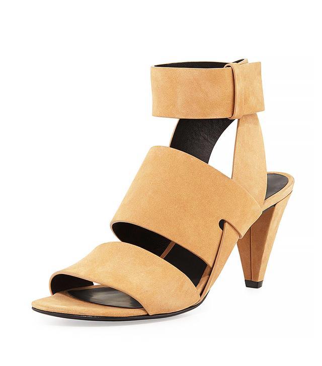 Alexander Wang Katya Chunky-Heel Sandals