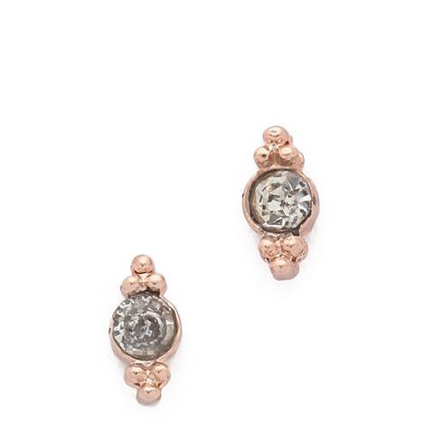 Mini Ballerina Stud Earrings