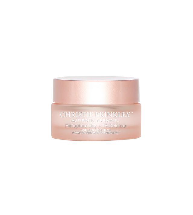 Christie Brinkley Authentic Skincare Recapture Day + IR Defence Anti-Ageing Cream SPF 30