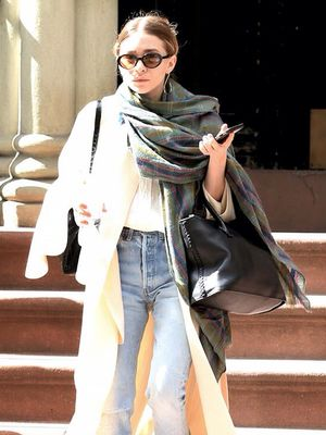 Ashley Olsen's Current Favourite Shoes (That Look SO Comfortable)