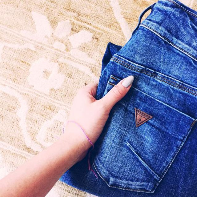 The Important Reason Everyone Is Wearing Denim Today