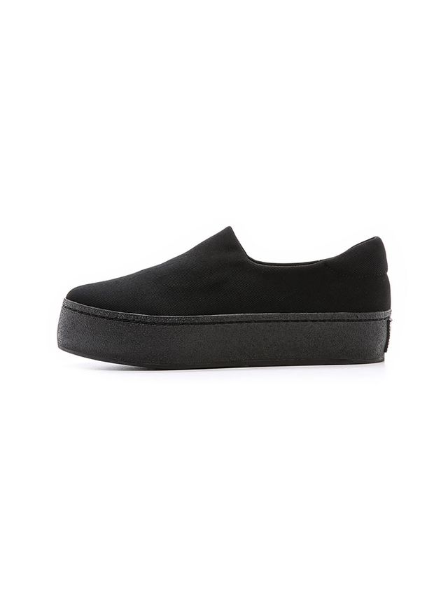 Opening Ceremony Slip-On Platform Sneakers