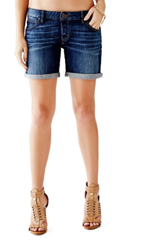 Guess Boy-Fit Denim Shorts