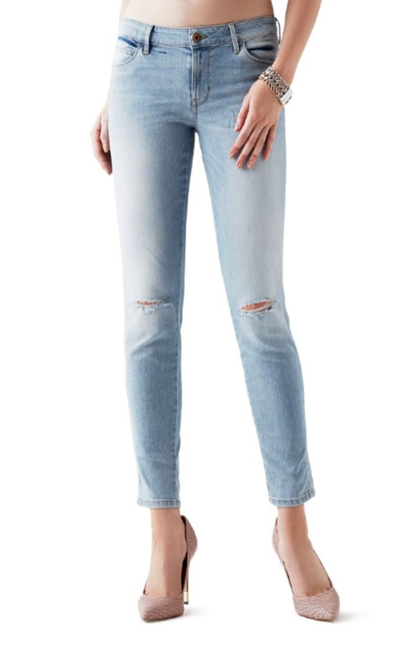 Guess Mid-Rise Curve X Jeans