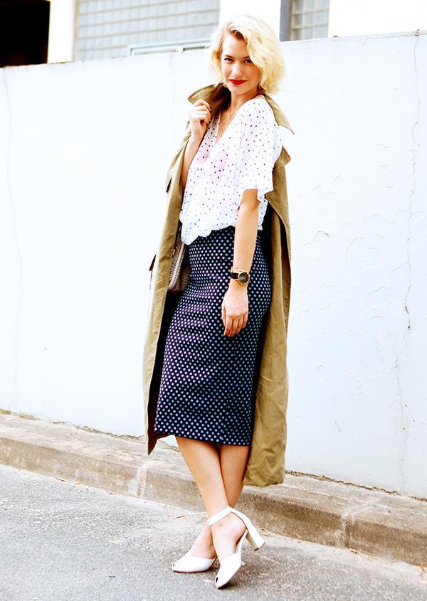 #7: Pencil Skirt