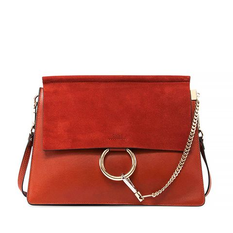 Faye Medium Shoulder Bag