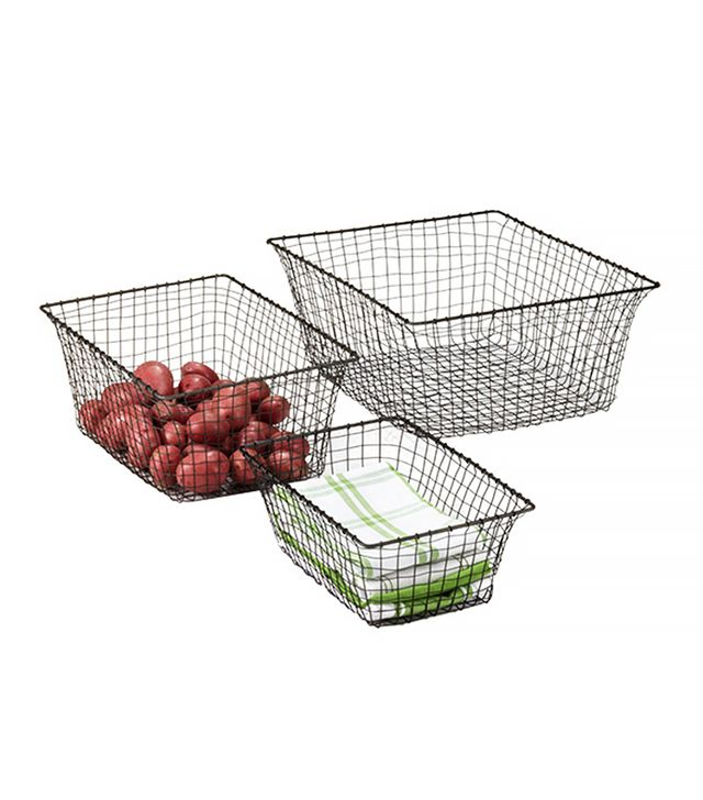 The Container Store Marché Baskets