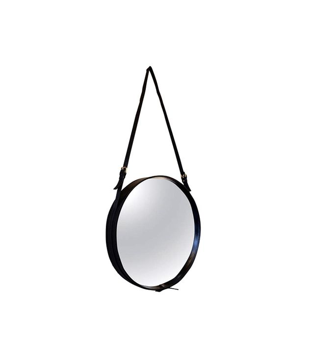 1stdibs Large 1950s Mirror by Jacques Adnet
