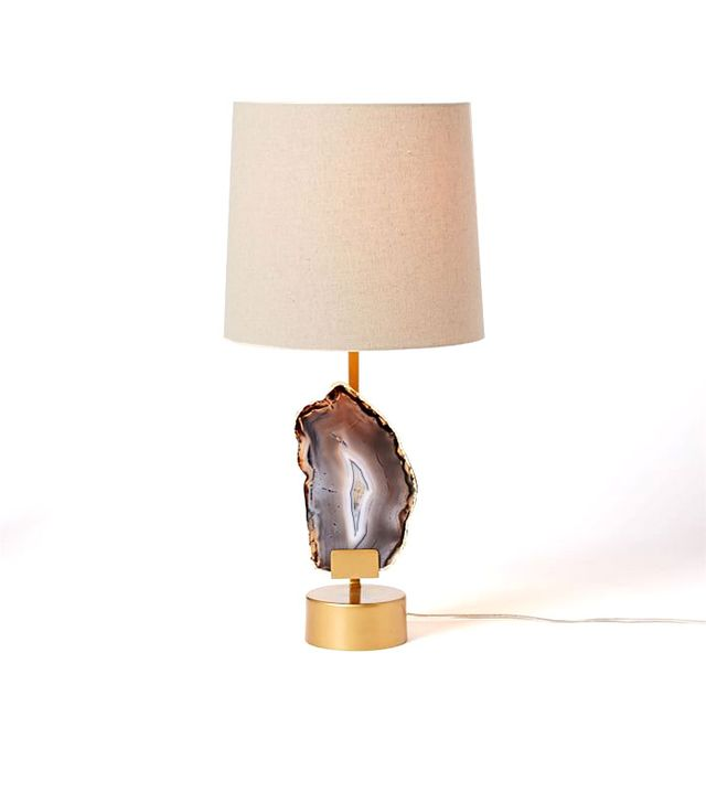 West Elm Agate Table Lamp