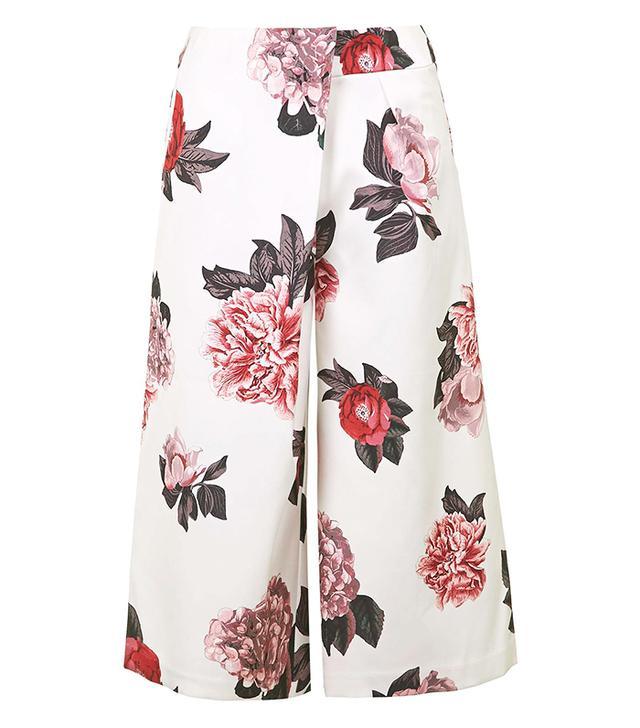 Cameo Floral Culottes