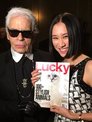 Confirmed: Eva Chen Is Leaving Lucky