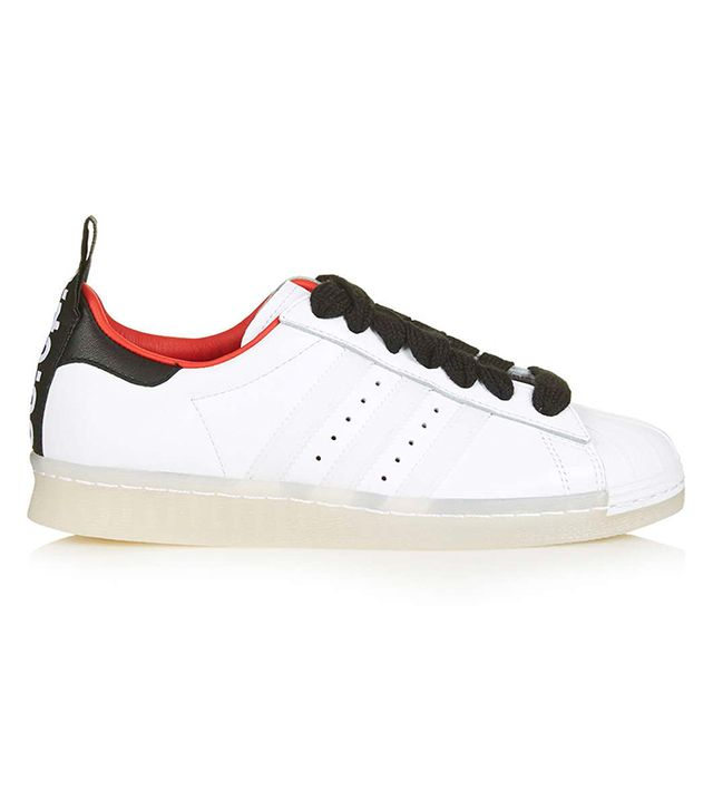 Topshop X Adidas Originals Superstar '80s Trainers