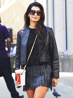 Is Amal Clooney's Sister Tala the Next Street Style Star?