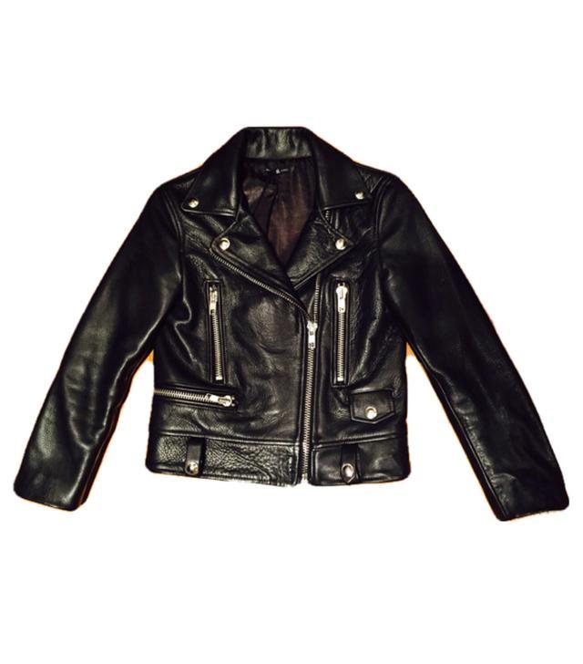 Elliott Label Motorcycle Jacket