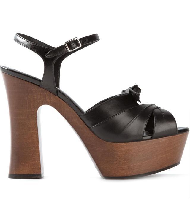 Saint Laurent Candy Sandals