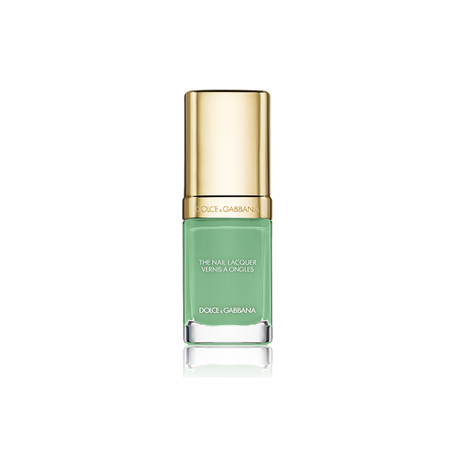 Dolce & Gabbana The Nail Lacquer in Mint