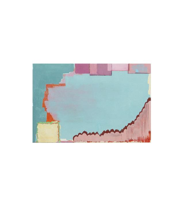 """""""Abstract Landscape"""" by Kara Hamer"""