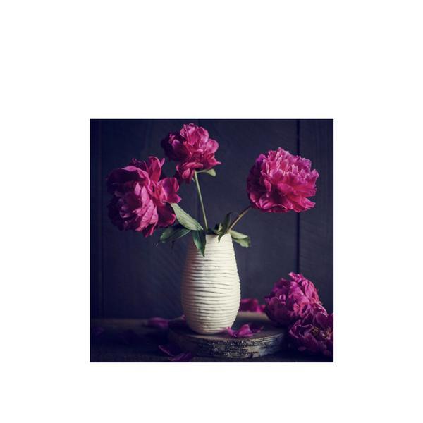 Coil + Drift Angle Vase