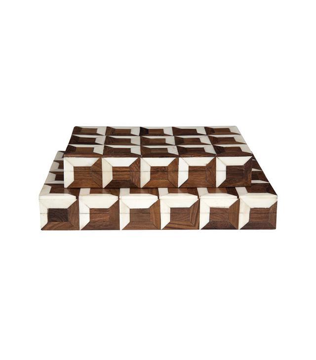 Jayson Home Parquet Boxes