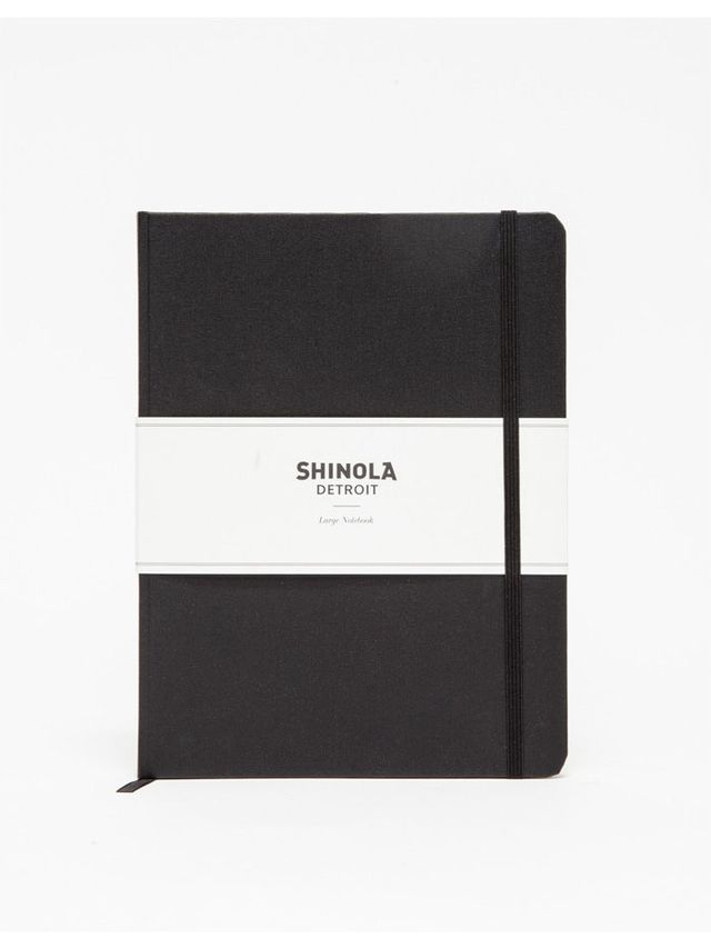 Shinola Hard Linen Journal