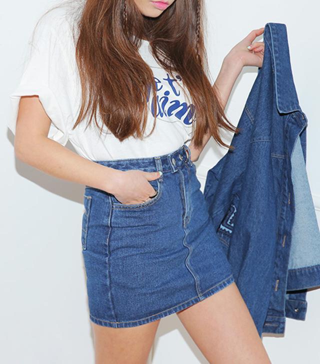 StyleNanda Mini Skirt