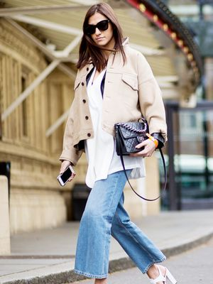 The Perfect Shoes to Pair With Your Wide-Leg Jeans
