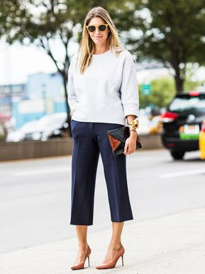 10 Monday-Morning Outfit Ideas You Can Put Together Super-Fast