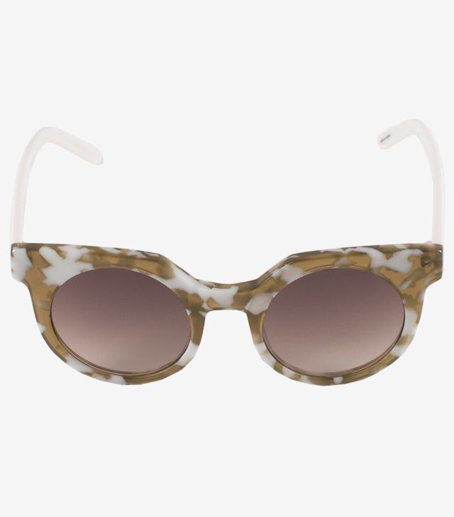 Poppy Lissiman Biscuit Sunglasses