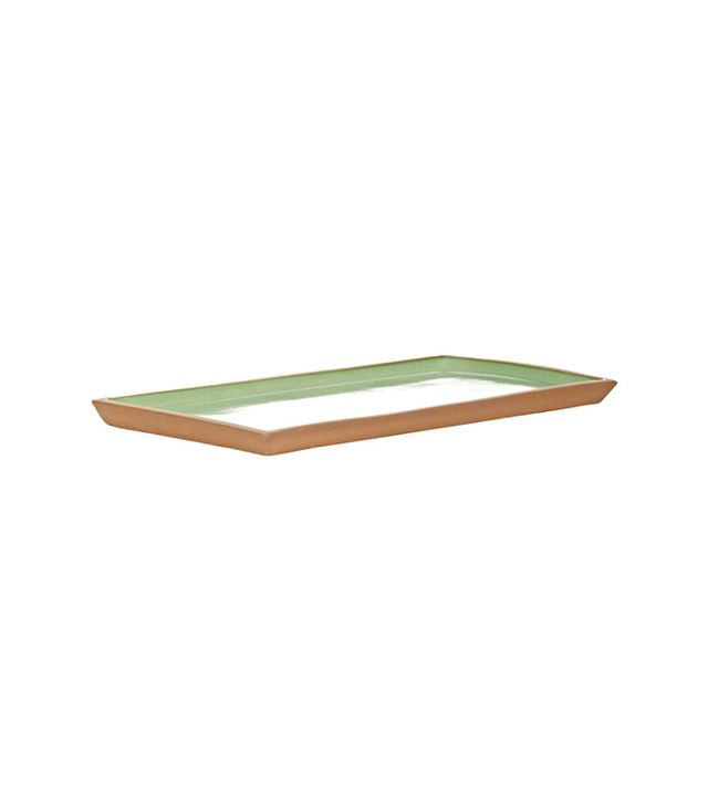 Ceramiche Bucci Game Rectangular Tray